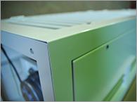 レーザー・曲げ・塗装・溶接エアーカーテン装置